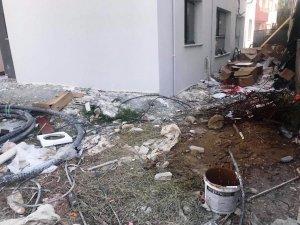 Mağusa'da inşaat rezaleti