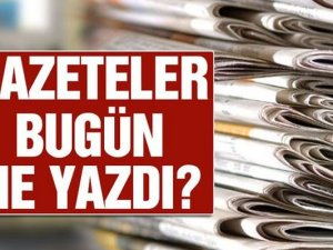 Gazeteler kitap tutuklamasını nasıl gördü?