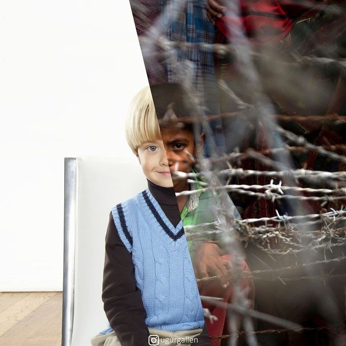 Tek karede ,Adaletsizlik nedir ? galerisi resim 22