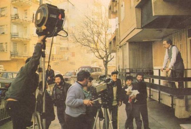 İlk kez göreceğiniz Yeşil Çam kamera arkası! galerisi resim 25