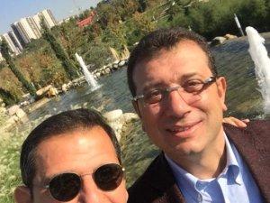 Fatih Portakal, Ekrem İmamoğlu'nun ev arkadaşı çıktı!