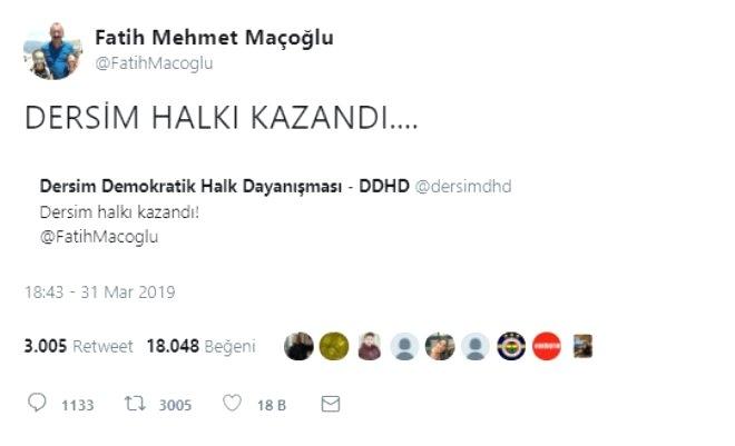 Komünist başkan Fatih Mehmet Maçoğlu kimdir ? Mesleği nedir ? galerisi resim 2