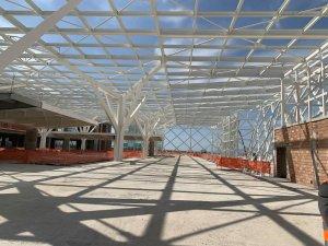 Yeni Ercan havalimanı nasıl olacak ? İşte kareler