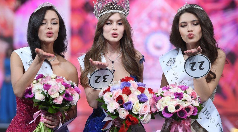 Miss Russia – 2019 Güzellik Yarışmasının Finali galerisi resim 1