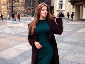 Rusya güzelini seçti ! İşte Miss Russia'nın 20 yaşındaki güzeli