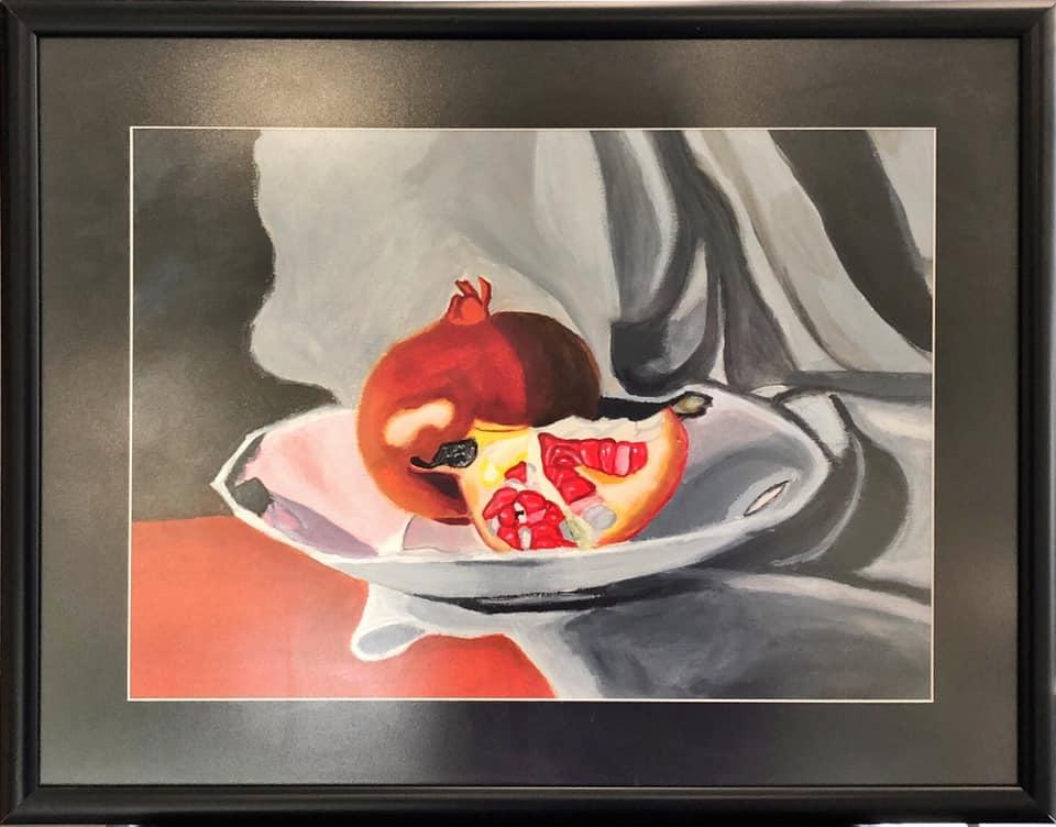 Lefkoşa'daki kanser hastalarının yaptığı çizimler galerisi resim 12