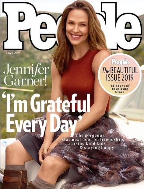 People dergisi Dünyanın En Güzel Kadını'nı seçti galerisi resim 1