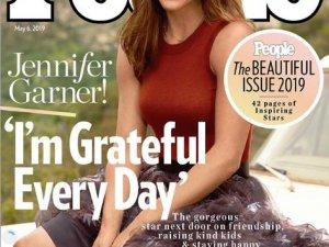People dergisi Dünyanın En Güzel Kadını'nı seçti
