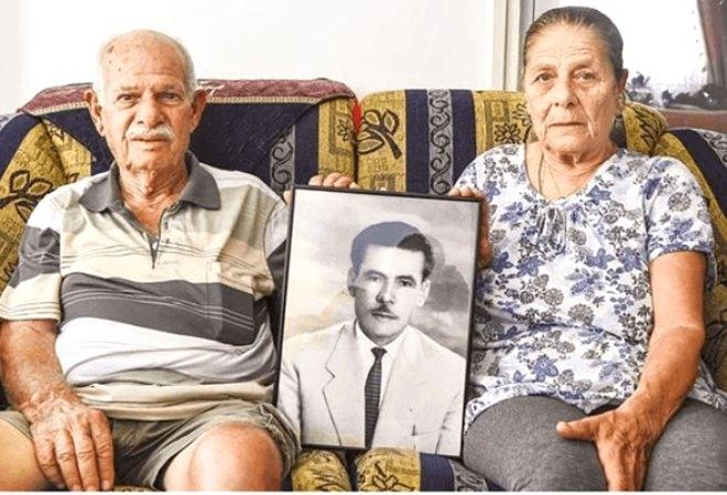 Savaşta ölen Kıbrıslı Türk'ün midesindeki çekirdekten incir ağacı y galerisi resim 5