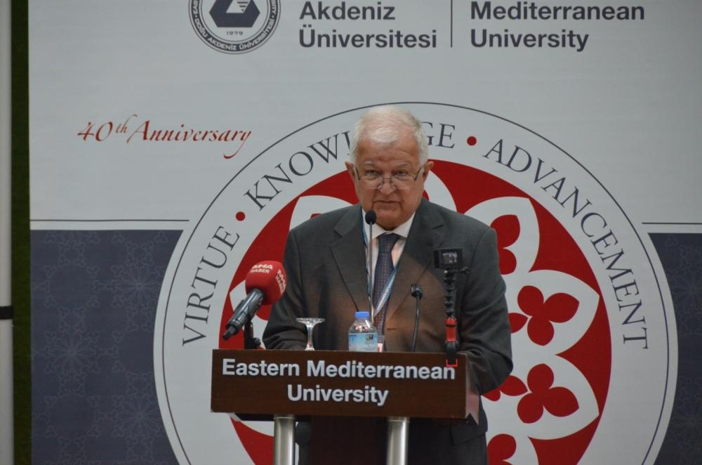Uluslararası Avrasya Ekonomileri Konferansı DAÜ ev sahipliğinde başladı galerisi resim 2