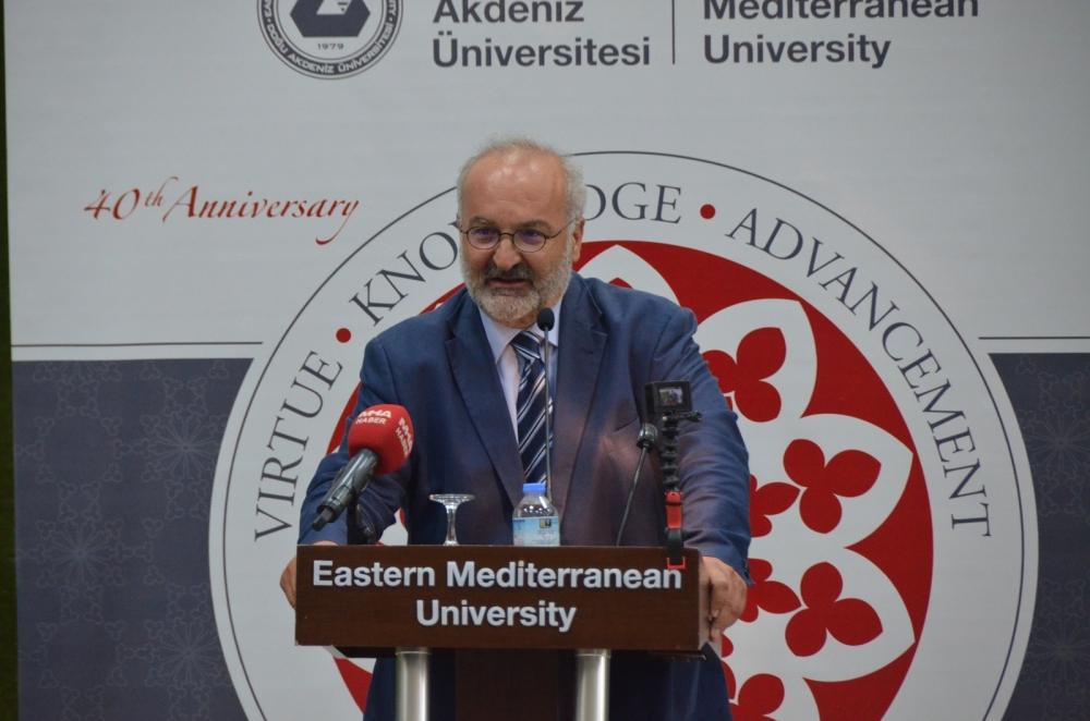 Uluslararası Avrasya Ekonomileri Konferansı DAÜ ev sahipliğinde başladı galerisi resim 7
