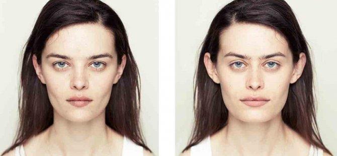 Yüzlerimiz kusursuz simetriye sahip olsaydı nasıl görünürdük?