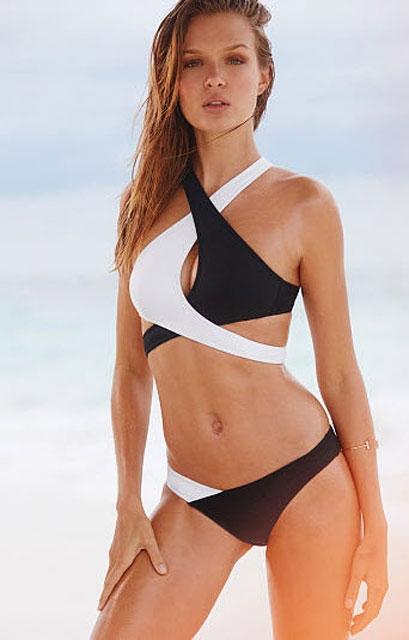 Victoria's Secret 2016 bikini modelleri galerisi resim 2