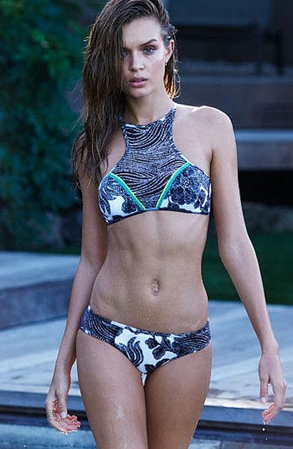 Victoria's Secret 2016 bikini modelleri galerisi resim 9