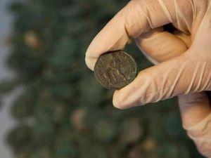 İşçiler su borularının bakımını yaparken buldu: değeri paha biçilemez