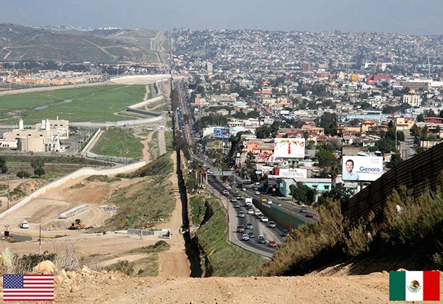 Dünya'daki sınırlardan ilginizi çekecek fotoğraflar galerisi resim 13