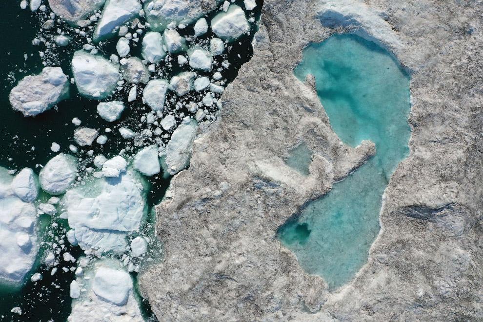 Dünyayı kasıp kavuran sıcak hava dalgasından etkileyici kareler galerisi resim 1