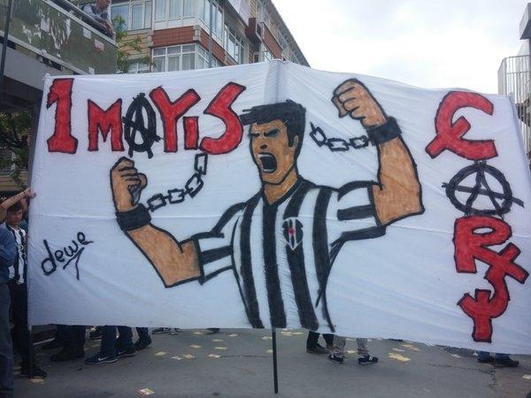 İşte İstanbul'da 1 Mayıs! galerisi resim 1