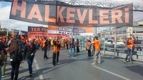İşte İstanbul'da 1 Mayıs! galerisi resim 11