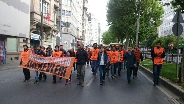 İşte İstanbul'da 1 Mayıs! galerisi resim 15