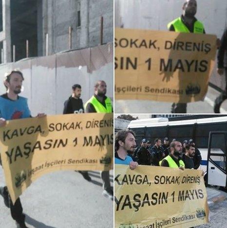 İşte İstanbul'da 1 Mayıs! galerisi resim 16