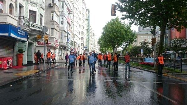 İşte İstanbul'da 1 Mayıs! galerisi resim 17