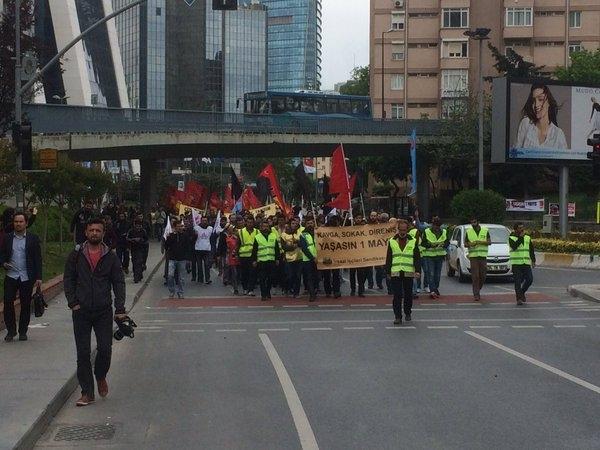 İşte İstanbul'da 1 Mayıs! galerisi resim 18