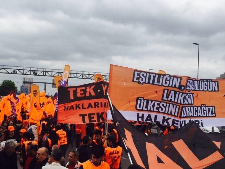 İşte İstanbul'da 1 Mayıs! galerisi resim 27