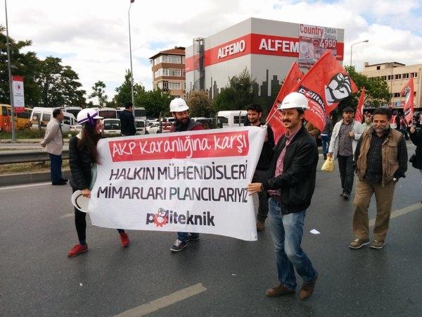 İşte İstanbul'da 1 Mayıs! galerisi resim 29