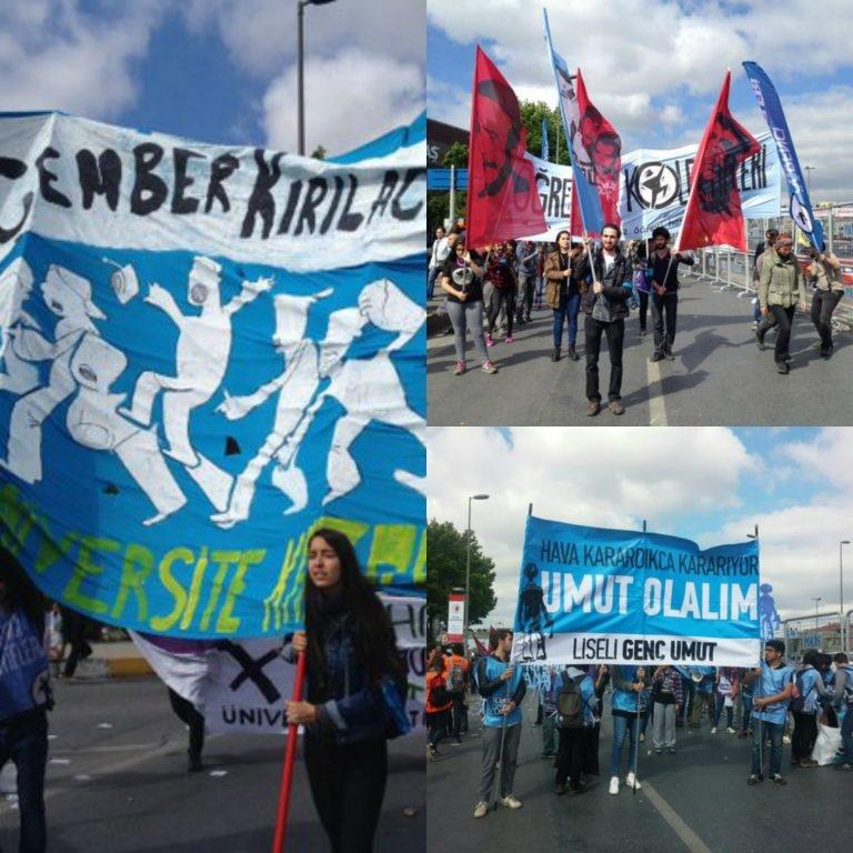 İşte İstanbul'da 1 Mayıs! galerisi resim 34