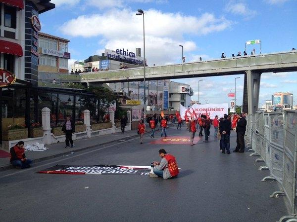 İşte İstanbul'da 1 Mayıs! galerisi resim 4