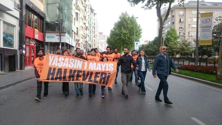 İşte İstanbul'da 1 Mayıs! galerisi resim 6