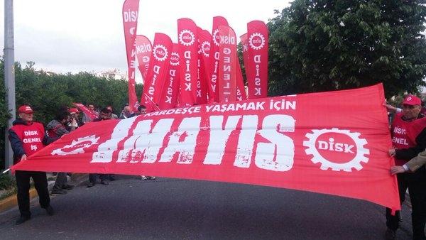 İşte İstanbul'da 1 Mayıs! galerisi resim 9