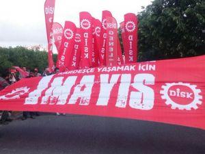 İşte İstanbul'da 1 Mayıs!