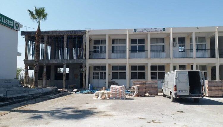 Kıbrıs'ta Pazartesi dersler başlıyor. Okulların haline bakın galerisi resim 1
