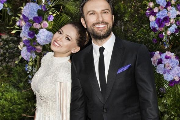 Tarkan ve Pınar Dilek dün akşam evlendi! galerisi resim 1