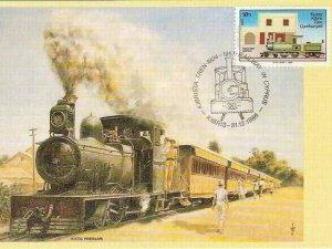 Kıbrıs'ta eskiden tren var mıydı?