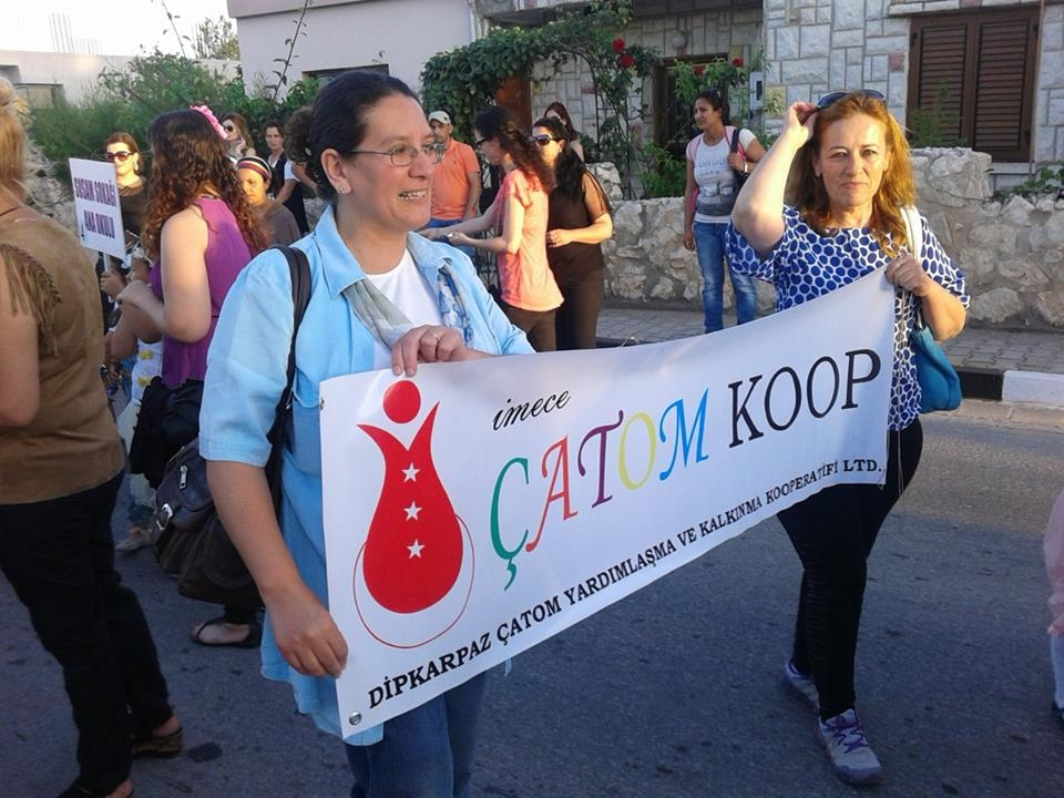 ÇATOM KOOP Enginar Festivali'nde... galerisi resim 3