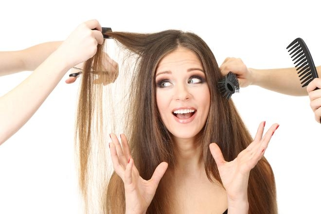 Saç dökülmesine yol açan sekiz yanlış galerisi resim 6