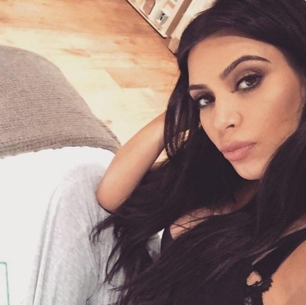 Kim Kardashian itiraf etti! Cinsel organımı... galerisi resim 1