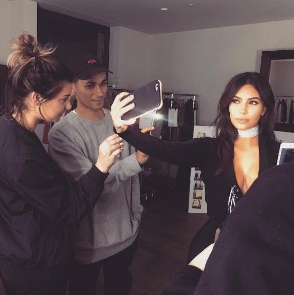 Kim Kardashian itiraf etti! Cinsel organımı... galerisi resim 11