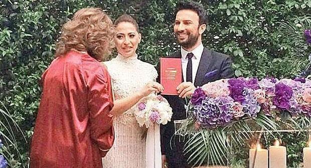 Tarkan'ın yeni nikah fotoğrafları ortaya çıktı galerisi resim 1