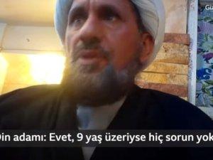 Irak'taki din adamlarının 9 yaşındaki kız çocuklarına fuhuş yaptırd