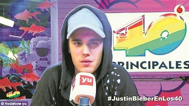Justin Bieber'ın fotoğrafı beğeni rekor kırdı galerisi resim 11