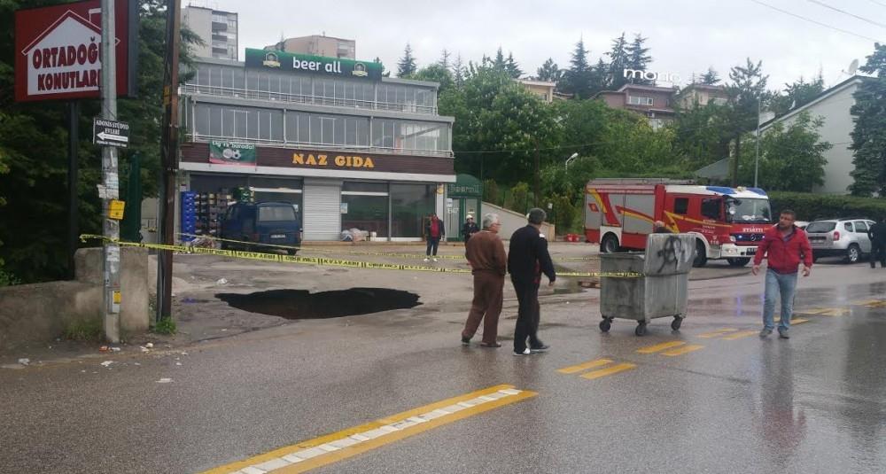 Ankara'da inanılmaz olay! Vatandaşlar gürültüye uyanınca... galerisi resim 3