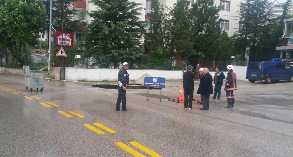 Ankara'da inanılmaz olay! Vatandaşlar gürültüye uyanınca... galerisi resim 4