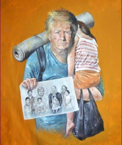 Dünya liderleri mülteci olsaydı ? galerisi resim 1
