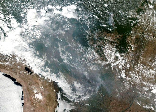 NASA paylaştı! İşte Dünya'nın sonunun  geldiğini gösteren kareler galerisi resim 1