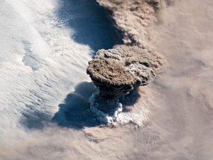 NASA paylaştı! İşte Dünya'nın sonunun  geldiğini gösteren kareler