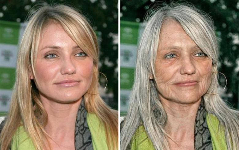 Ünlüler yaşlanınca nasıl gözükür? galerisi resim 15